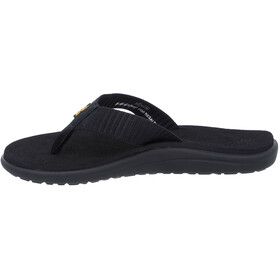 Teva Voya Flip Sandals Women bar street black
